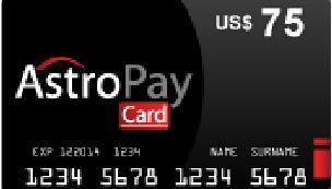 Astropay $75