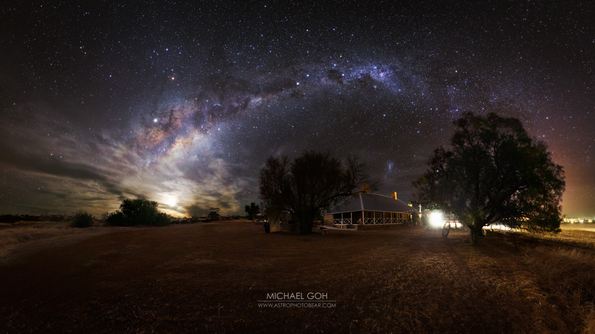 Milky Way at Carnamah