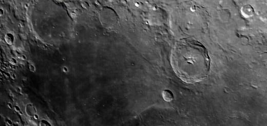 Astrophotography with Logitech C270 webcam