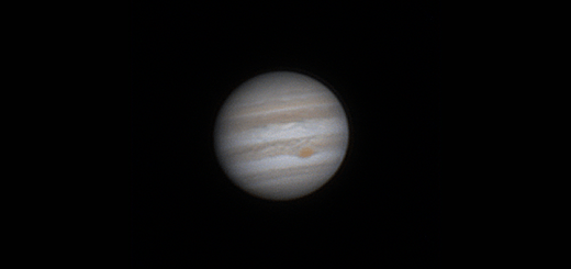 First Jupiter with ASI224 MC