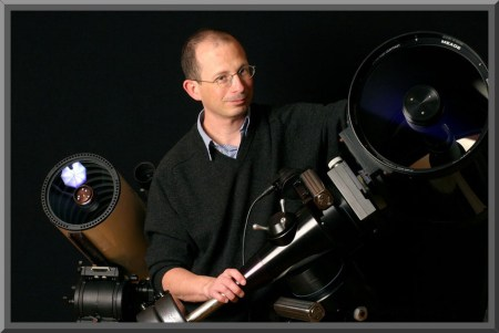 Thierry Legault, French astromer and astrophotographer