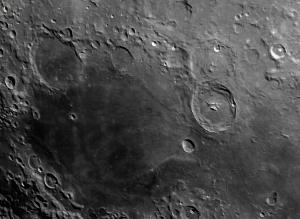 Gassendi crater