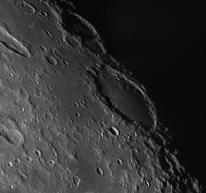 SCHICKARD crater