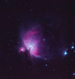 M42 : The Orion Nebula