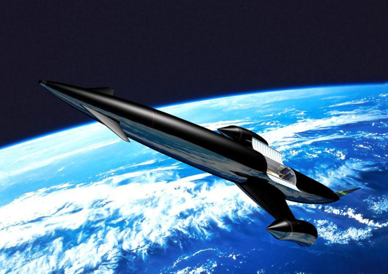 Reaction Engines – Skylon Spaceplane