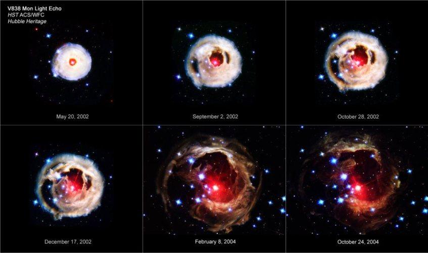 Crédito: NASA/ESA