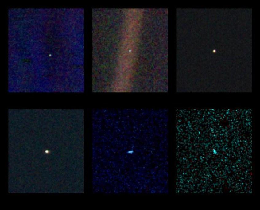 Crédito: Voyager Project, NASA