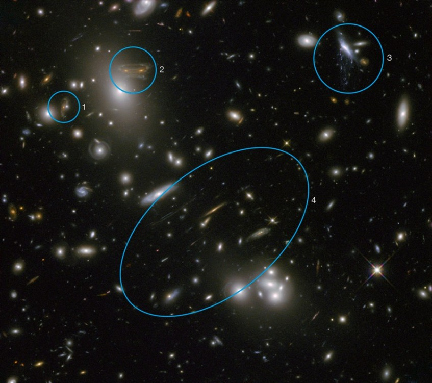 Abell 68. Crédito: NASA, ESA, Hubble Heritage/ESA-Hubble Collaboration