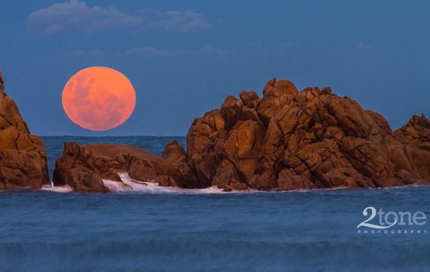 Pertrel Cove, Austrália. Crédito: Joel Dawson