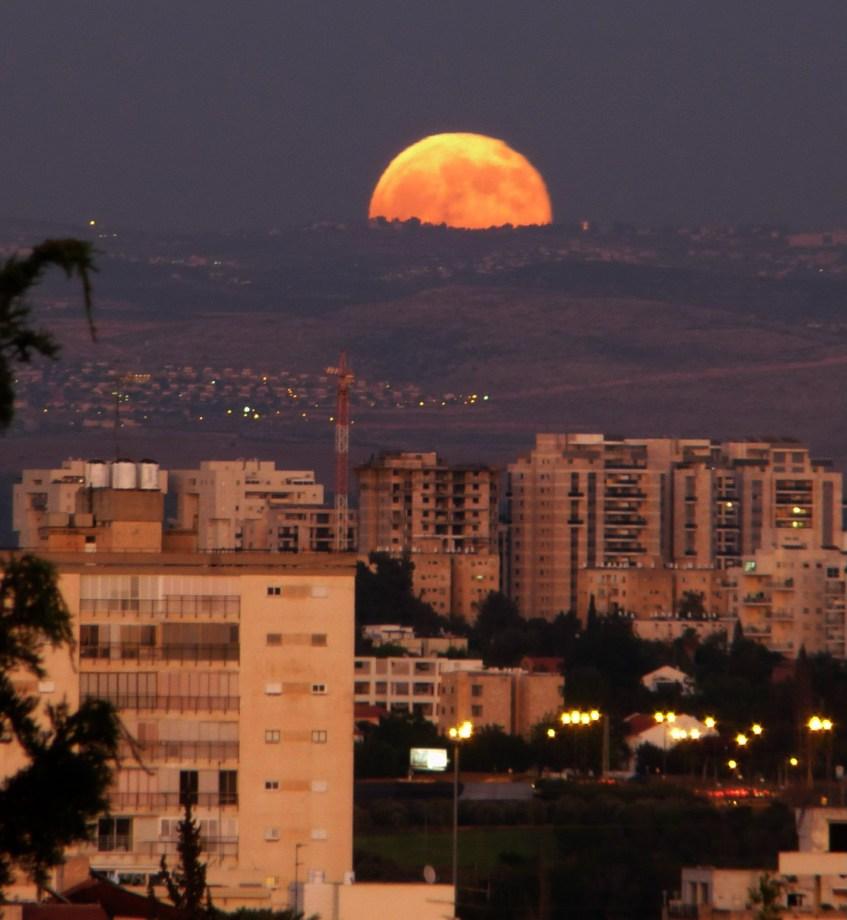 Tel Aviv, Israel. Crédito: Ofer Gabzo
