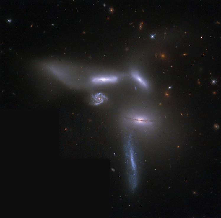 Crédito: Hubble Legacy Archive, NASA, ESA; Judy Schmidt