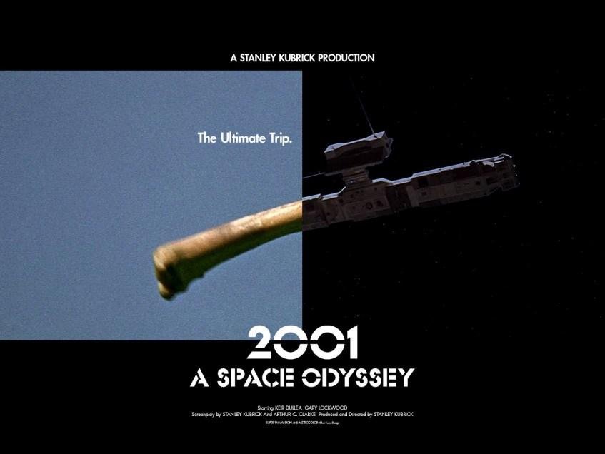 2001 A SPACE ODYSSEY - v02 - Silver Ferox Design