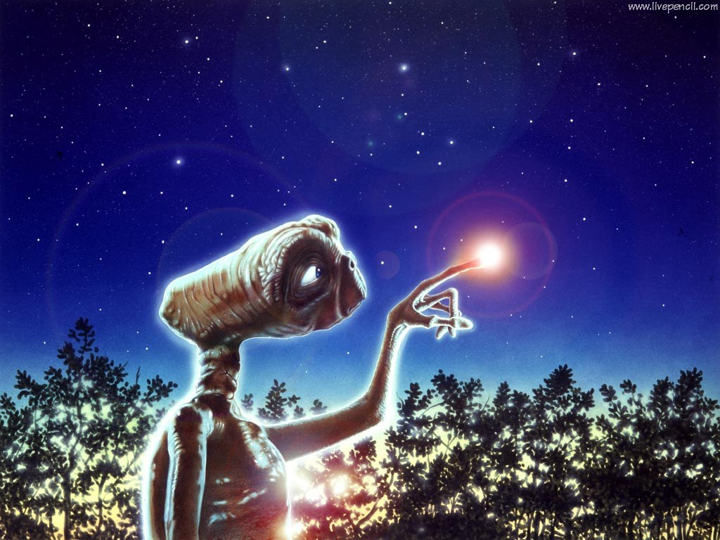 ET  O Extraterrestre