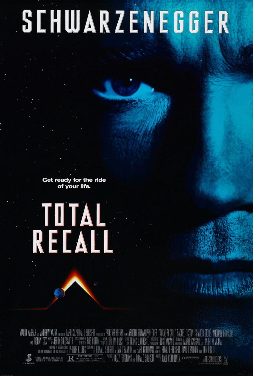 Total Recall (1990) Original