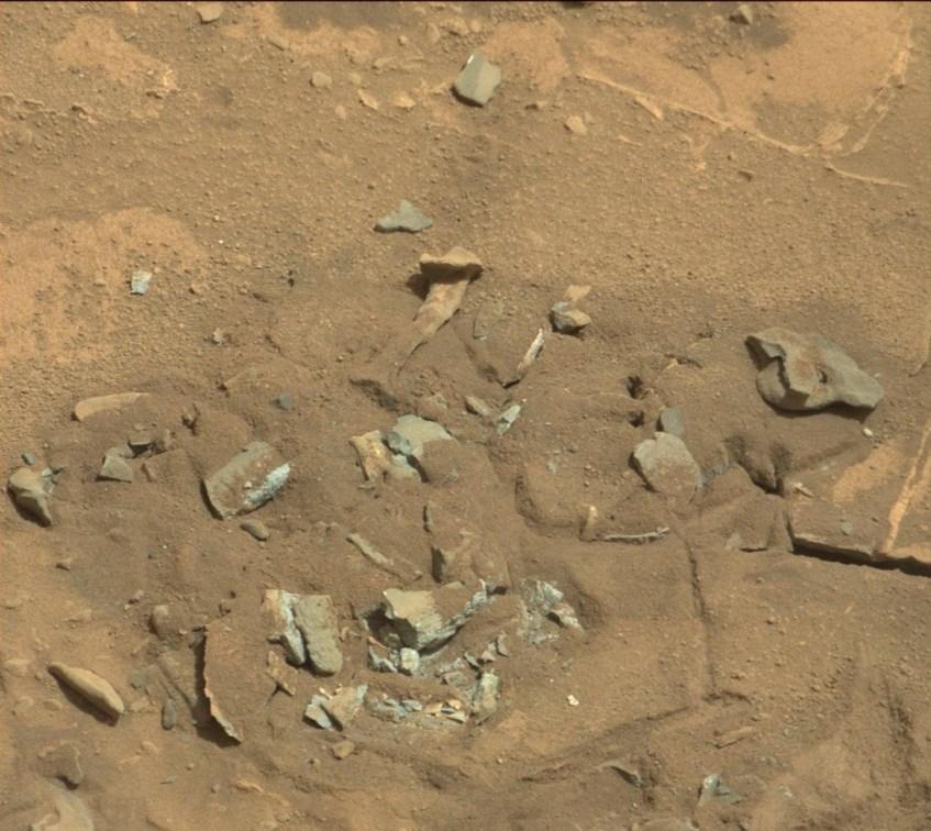 Crédito da imagem: NASA/JPL-Caltech/MSSS