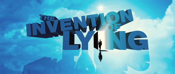 The Invention of Lying movie logo