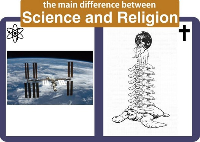 difference-between-science-and-religion