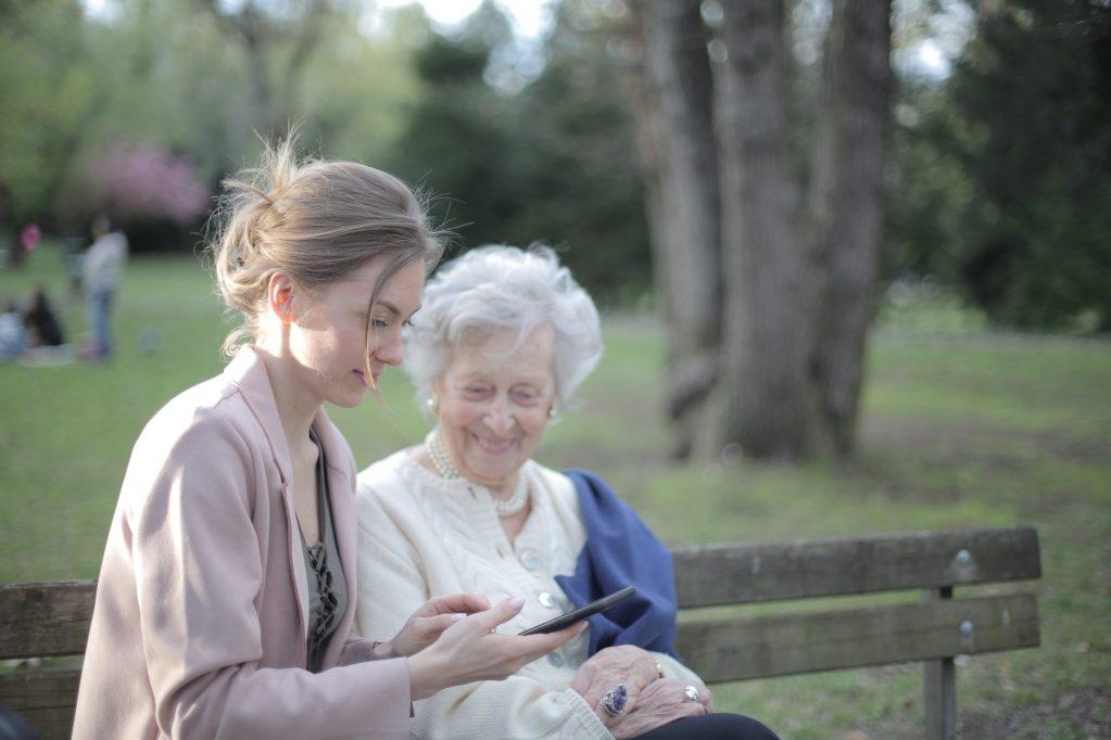 Relatiepatronen vind je in elke relatie, ook als kleinkind-grootouder