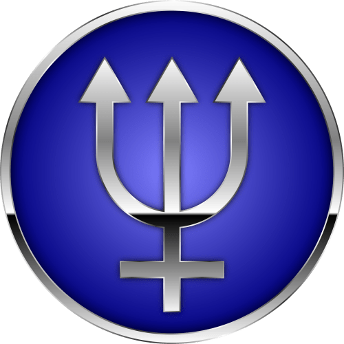 The house containing Neptune in a natal chart will have a loosening of the rules and a sense of disorder to it. Nothing is final and nothing is clear.
