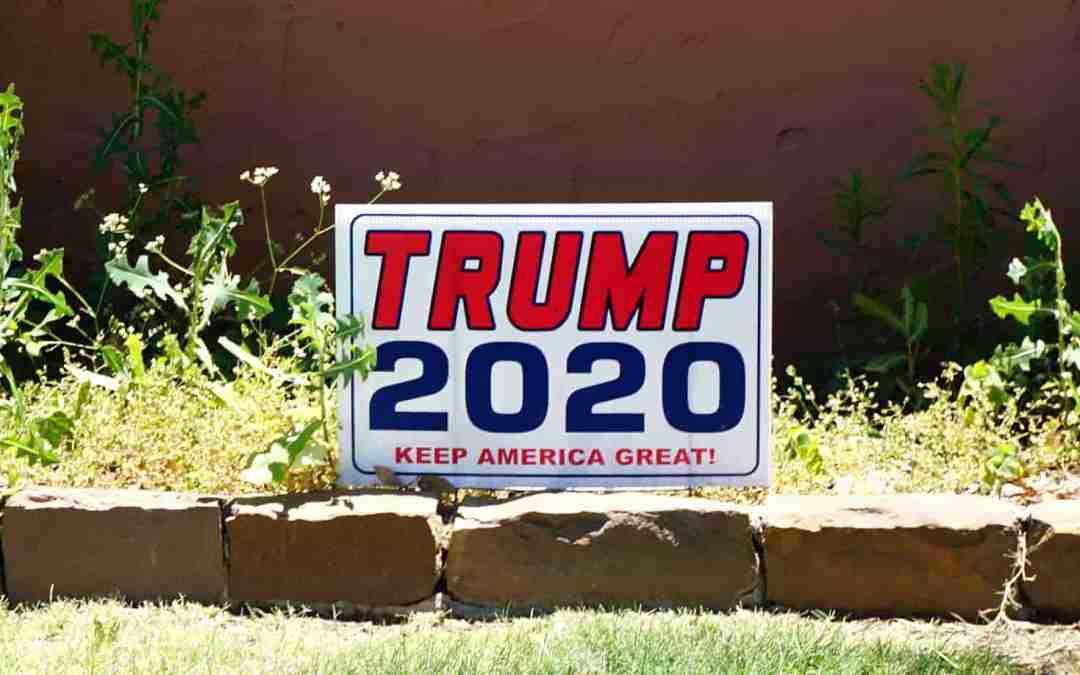 Valitaanko Trump uudelleen?