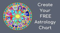 Free Astrology Birth Chart: Create One Instantly