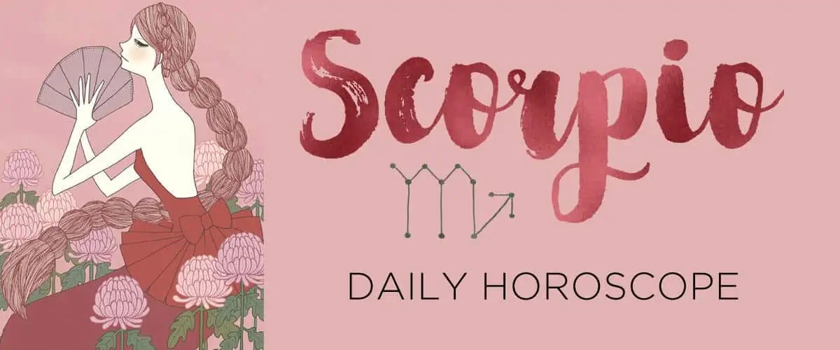 Scorpio Daily Horoscope By The AstroTwins Astrostyle