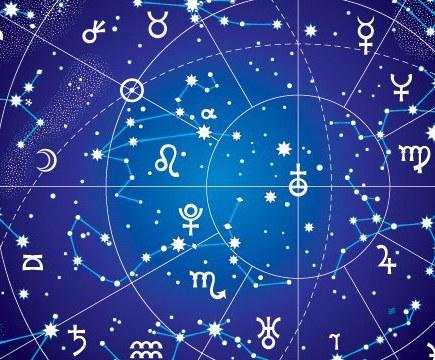 new year astrology logo