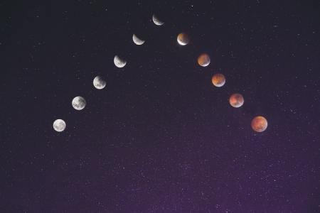 27 януари, понеделник, ден на Луната 8