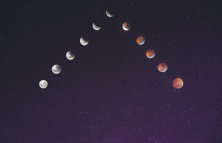 27 януари, понеделник, ден на Луната 1