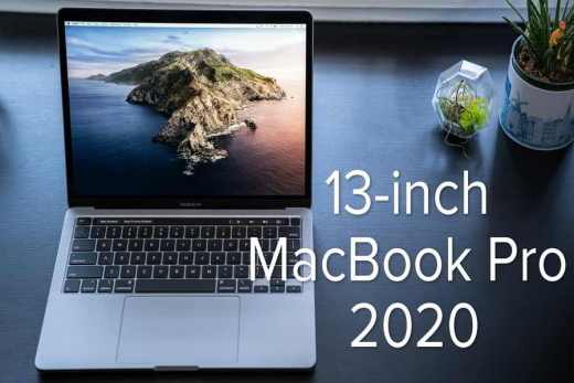 MacBook Pro 2020 13 inch Review - Greatest MacBook Build