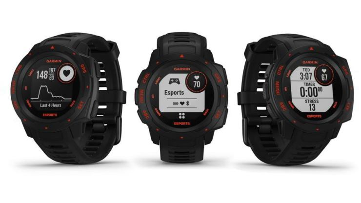 Garmin Instinct Esports Edition Review - Features and price
