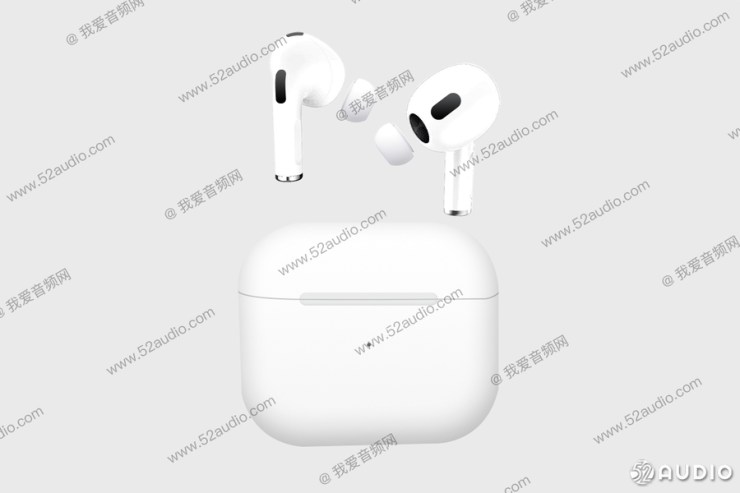 AirPods 3 Leaked - With The Best of AirPods Pro's Features
