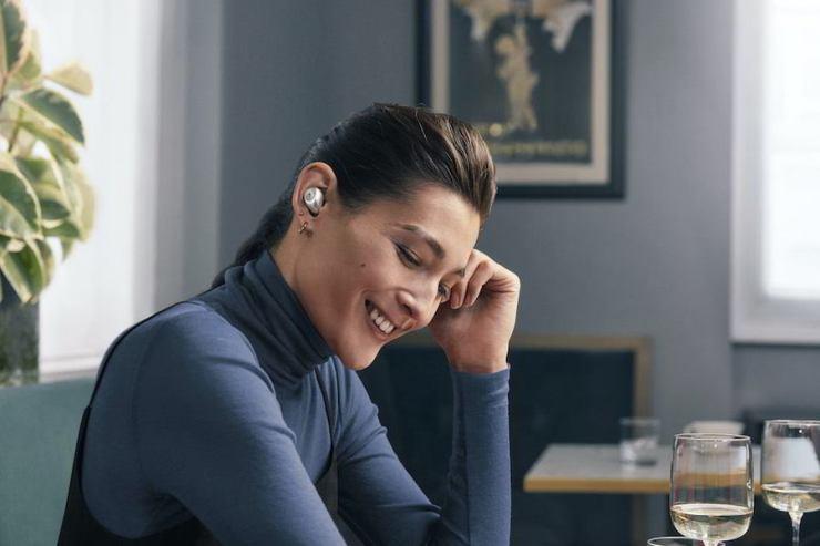 KEF MU3 Earbud - KEF launches Its First wireless Earphones