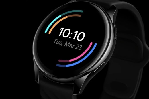 OnePlus smartwatch promises two-week battery on a charge