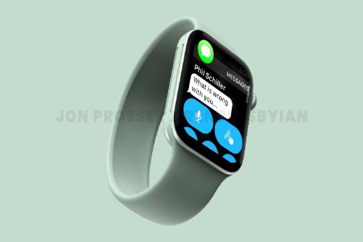 Apple watch series 7 to feature two major design upgrades