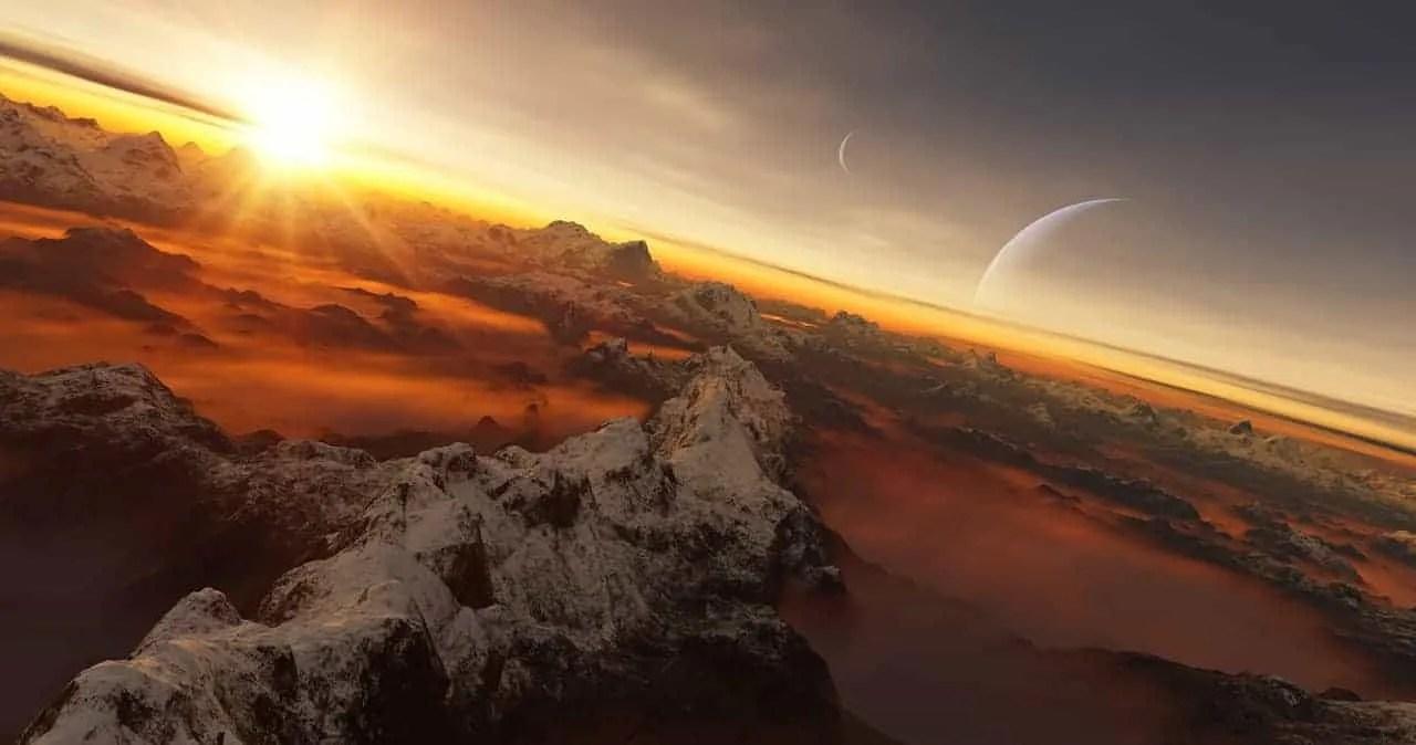 Umjetnički prikaz egzolaneta; izvor: IAU/L. Calçada