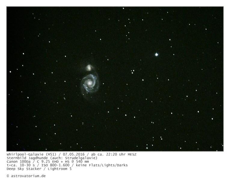 Whirlpool-Galaxie M 51
