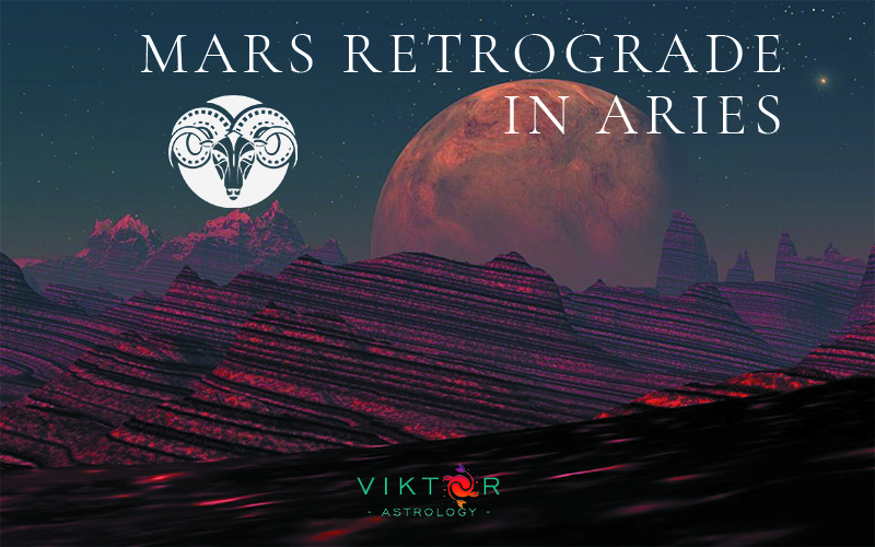 Mars retrograde Aries