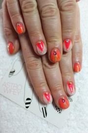 summer gel nail design joy studio