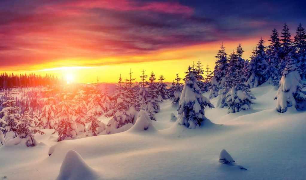 Солнечное затмение 6 января 2019