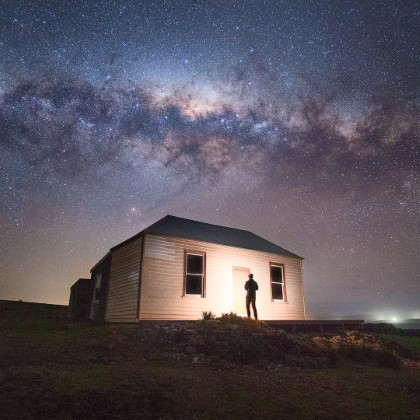 maria island astrophotography workshop