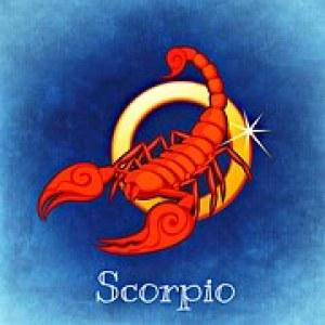Scorpio ascendant lagna Vrishchika kundli horoscope birth chart