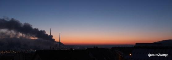 Venus und Morgenrot