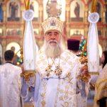 Рождественское архиерейское богослужение, 8 января 2011 года
