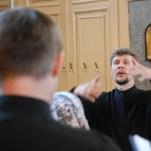 Концерт великопостных песнопений, Иоанновский монастырь, 28 апреля 2013 г.