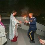 Ночное пасхальное богослужение — Заутреня и Божественная Литургия