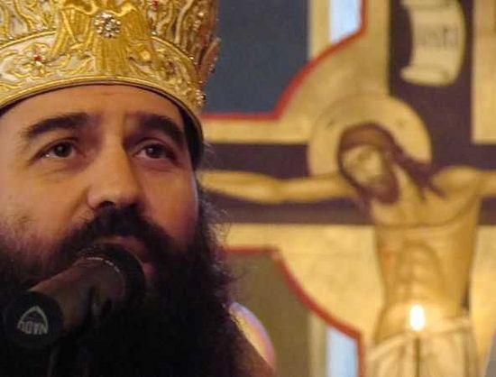 Епископ Слатинский Севастиан (Пашкану)