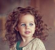 coupe de cheveux enfant fille