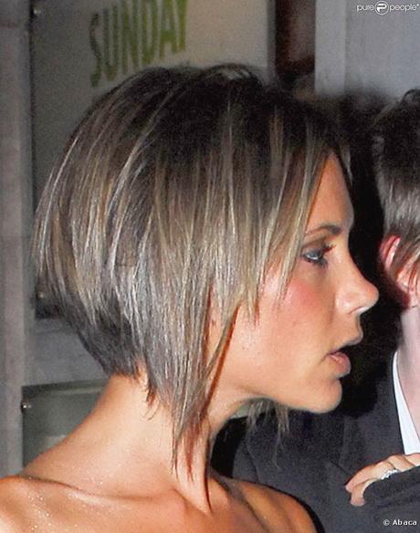 Coiffure Cheveux Court Dégradé Effilé Kristen Stewart L