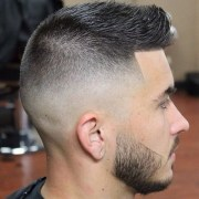 coupe de cheveux homme grad